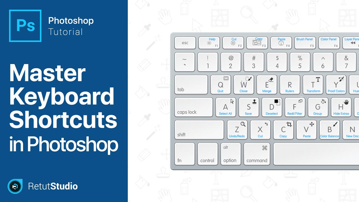 photoshop keyboard shortcut