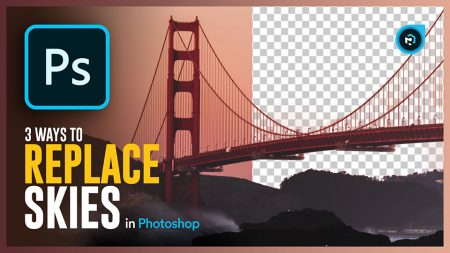 3 Poweful Techniques to Replace Complex Skies in Photoshop