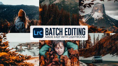 edit multiple photos in lightoom