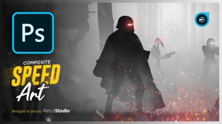 Shadow of Star Wars - Speed Art